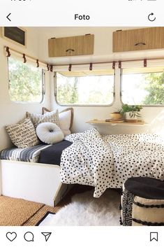 caravan interior 152840981091033490 - When you're being woken up at by your two year old, you just wanna go back to bed…. if only I could crawl into Goldie for a sneaky… Source by uglyducklingdiy Retro Caravan, Camper Caravan, Camper Life, Diy Camper, Caravan Ideas, Happy Campers, Rv Campers, Vintage Airstream, Vintage Caravans