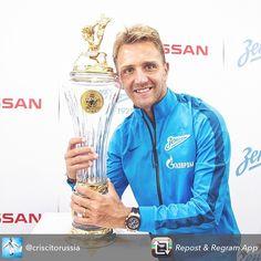 #DomenicoCriscito Domenico Criscito: Quest'anno sarà sicuramente più difficile dell'anno scorso ma il nostro obiettivo è riportarti da noi #cup #champion #russianpremierleague #zenitchampion