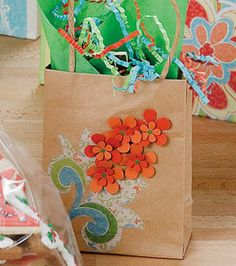 decorative gift bags