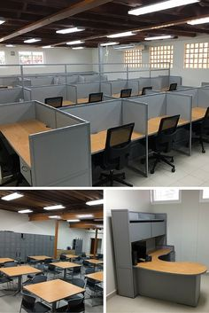 Call Center Cubicles Custom Designed And Manufactured To Your Office Needs Cubicleinterior Conceptfurniture