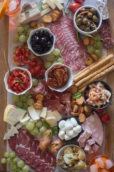Italian antipasto ch
