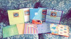 My DIY school supplies!