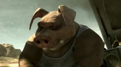Beyond Good & Evil Designer Teases Long-Awaited Sequel with Piece of Concept Art - Paste Magazine