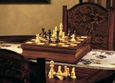 How to Make a Classic Chess Board