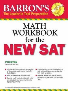 Prezzi e Sconti: #Barron's sat math workbook  ad Euro 19.11 in #Libri #Libri