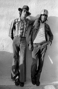 Josef Koudelka. 1973. Andalucia. Village of Guzman.