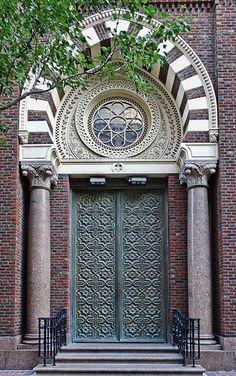 Church Door, New Orleans | Flickr - Photo Sharing!