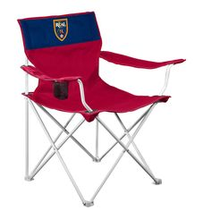 Real Salt Lake MLS Canvas Chair