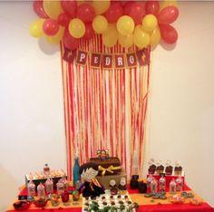 decoracao de festa