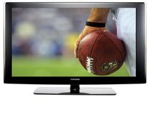 "40"" Widescreen 1080p LCD TV with #Integrated ATSC Tuner"