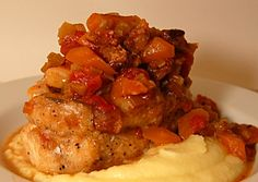 Barramundi osso buco. To see more healthy and sustainable recipes using Australis Barramundi, check out our website here: www.thebetterfish.com