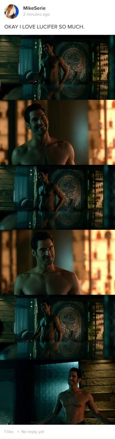 Lucifer | Tom Ellis