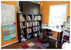 Homeschool Storage Ideas - Bing Images