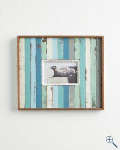 Weathered frame, garnet hill