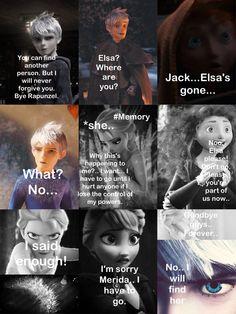 Part 12, Elsa run away... Thanks, Rapunzel...