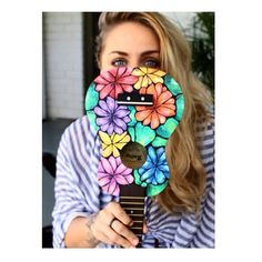 Items similar to Ukulele painted flower design on Etsy Painted Ukulele, Guitar Art, Flower Designs, Guitars, Instruments, Universe, Crafty, Drawings, Unique Jewelry
