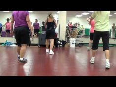 Exercise at home for women 55+ all ages - YouTube