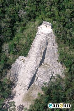 Coba: Home to the tallest Mayan pyramid in the Yucatan