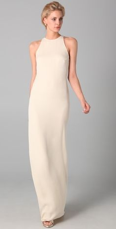 Olcay Gulsen    Long Gown  Style #:OLCAY20005  $900.00