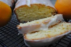 Orange Quick Bread