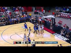 7.16.13 | Golden State Warriors vs. Milwaukee Bucks Summer League Recap