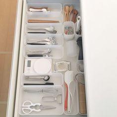 주방 구석구석 정리자료 : 네이버 블로그 Muji Storage, Smart Storage, Closet Storage, Kitchen Organization, Kitchen Storage, Muji Style, Pretty Room, Japanese House, Room Decor Bedroom