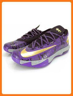 brand new 14cc3 da324 Nike Kd Vi Black History Month 646742-500 Mens Basketball Shoe (11)  ( Partner Link)