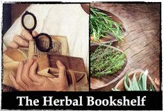 Methow Valley Herbs: The Herbal Bookshelf // favorite herb books of Rosalee de la Foret, on everything from medicine making to herb gardening.