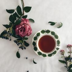 Tea and friends