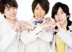 shochian+aibakun+nino=love