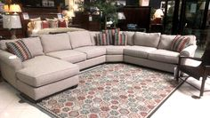 You will love this Jonathan Louis sectional just as much as we do! | Houston, TX | Gallery Furniture |