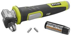 Here's a quick look at Ryobi's new screwdriver. Looks incredibly handy to me. Ryobi Cordless Tools, Ryobi Power Tools, Ryobi Tools, Garage Accessories, Power Tool Accessories, Power Tool Set, Sailing Gear, Garage Tools, Cool Tools