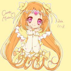Cure Muse - Suite PreCure