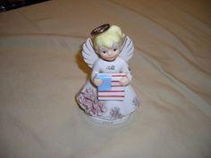 July-Birthday-Angel-Figurine-Holding-the-American-Flag
