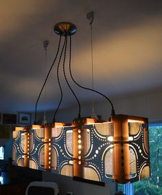 Use as inspo for a 'redesigned' version with reclaimed circuit boards