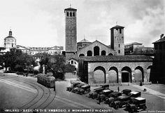 «Vera fotografia» - Sant'Ambrogio.