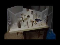Como hacer encolados en movimiento - YouTube Youtube, Make It Yourself, Home Decor, Dioramas, Xmas, Decoration Home, Room Decor, Home Interior Design, Youtubers