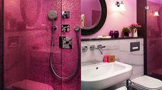 Hotel Dorsia, Gothenburg: Happy D. toilet and washbasin complete this extraordinary bathroom