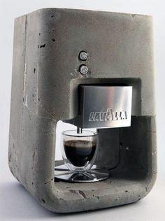 Het is dat ik geen koffie lust... maar wat een gaaf apparaat