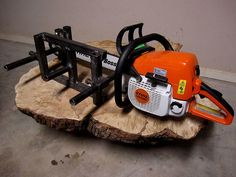 Chainsaw Mill