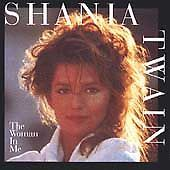 The Woman in Me by Shania Twain (CD) #ContemporaryCountry