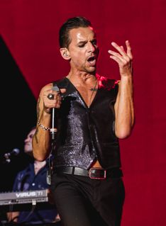 Dave Gahan of Depeche Mode at ACL photos by Tim Griffin Delta Machine, Dane Dehaan, Secret Lovers, Enjoy The Silence, Martin Gore, Florence Welch, Dave Gahan, Music Fest, Soundtrack To My Life