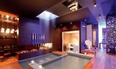 GRAFF Luna showers featured in the 2011 Home & Spa Design Show in Milan Spa Design, House Design, Spa Lighting, Interior Architecture, Interior Design, Modern Baths, Inside Design, Home Spa, New Homes