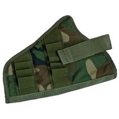 Valken Paintball V-Tac Universal Holster - Woodland. Available at UltimatePaintball.com