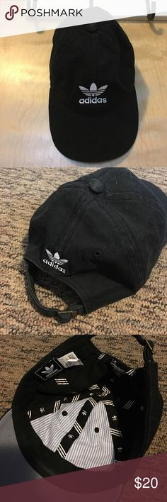 Adidas Baseball Hat Worn twice, great condition | all reasonable offers accepted Adidas Accessories Hats