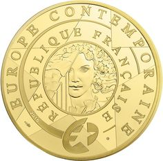 5 Euro Gold Europa 2016: 20. Jahrhundert PP