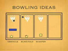 PE Games - Bowling Ideas (+playlist)