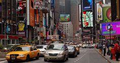 Como dirigir em Nova York #viagem #ny #nyc #ny #novayork