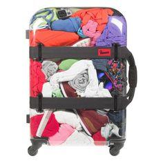 """""""Vous n'avez rien à craindre si vous n'avez rien à cacher"""" dit le slogan -un peu angoissant- qui accompagne cette valise baptisée la """"Vis-à-Vis""""."""