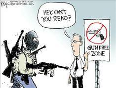 Satire On Gun Control
